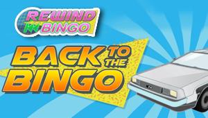 Rewind Bingo Promotion