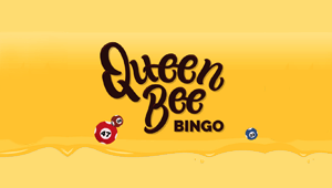 Queen Bee Bingo Logo