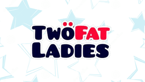 Two Fat Ladies Bingo Logo