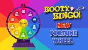 Booty Bingo Promotion