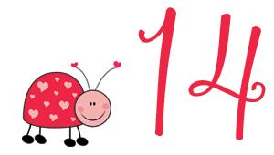14 Valetines Day Fun Bingo Calls Nicknames