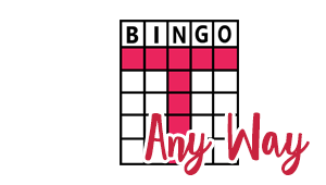 Any Way Bingo Dictionary