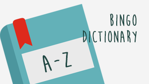 Ultimate Bingo Dictionary Full List A-Z